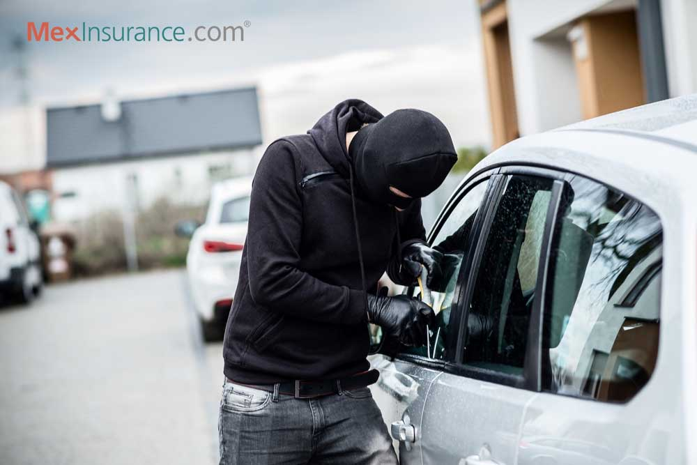 Car Theft in Mexico: Mexican Car Insurance